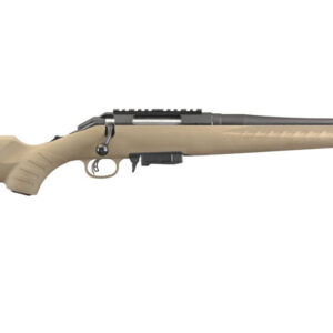 Ruger American Rifle Ranch 7.62×39 with Flat Dark Earth Synthetic Stock