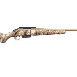 Ruger American Rifle 300 Win Mag with GoWild I-M Brush Camo Stock
