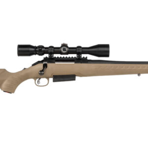 Ruger American Rifle Ranch 450 Bushmaster Bolt-Action Rifle with 3-9x40mm Riflescope