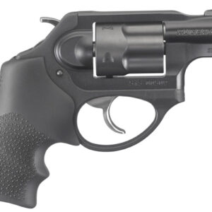 Ruger LCR-X 38 Special Double-Action Revolver with External Hammer