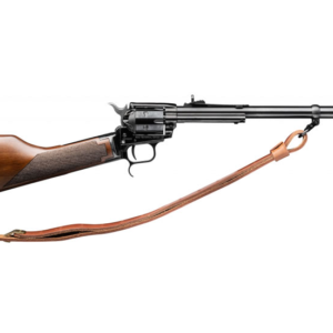 Heritage Rough Rider Rancher 22LR Carbine with Checkered Walnut Stock