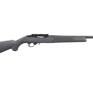 Ruger 10/22 22LR Rimfire Carbine with Charcoal Synthetic Stock
